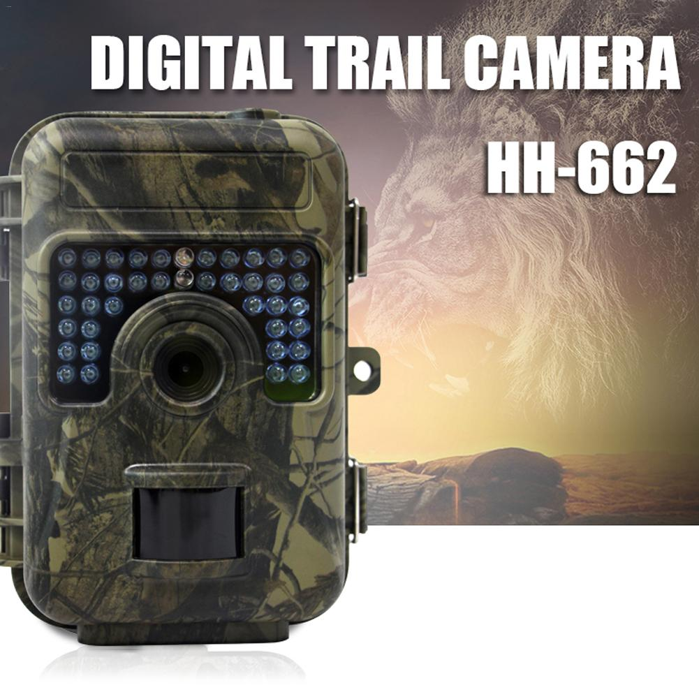 <font><b>HC</b></font>-<font><b>700G</b></font> Hunting Camera 16MP 1080P IP66Waterproof Trail Camera With Glow Night Vision Up To 65ft 0.6s Trigger Time Activated image
