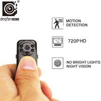 New 720P Micro Camera HD Mini DV DVR Small Cam Motion Sensor Invisible Infrared Night Vision