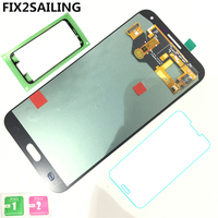 Super AMOLED LCD Display 100 Tested Working Touch Screen Assembly For Samsung Galaxy E7 E700 E7000