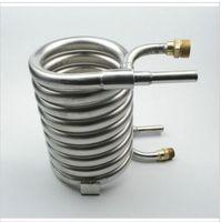 Нержавеющая сталь 304 противовес охладитель пива сусла, Пивоварения оборудования сусла охлаждения катушки для homebrew