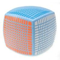 Blue Magic Cube игры образования детей Игрушечные лошадки квадратный Скорость brinquedo Menino полиморф cubos magicos Логические 50d565