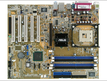 original motherboard for ASUS P4P800 SE DDR Socket 478 USB 2.0 865PE Desktop motherborad Free shipping
