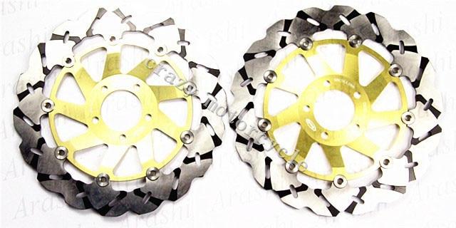 Free shipping moto Brake Rotor Disc For KAWASAKI ZXR400 91-02 ZXR750 89-95 ZXR750R 82-92 ZX9R NINJA 900 00-01 ZXR-750R ZX-9R