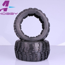 RC  1/5 Scale FG BM Spare Parts Tires without wheels