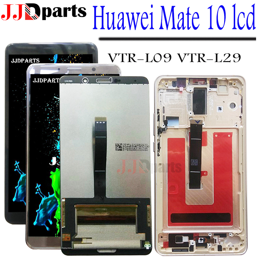 5.9 Huawei Mate 10 Display LCD Touch Screen Digitizer Assembly Per Huawei Mate 10 Schermo ALP L09 lcd ALP l29 Display di Ricambio5.9 Huawei Mate 10 Display LCD Touch Screen Digitizer Assembly Per Huawei Mate 10 Schermo ALP L09 lcd ALP l29 Display di Ricambio