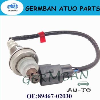 新しい製造酸素センサーo2ラムダセンサーフィット用トヨタカローラ型番#89467-02030 8946702030