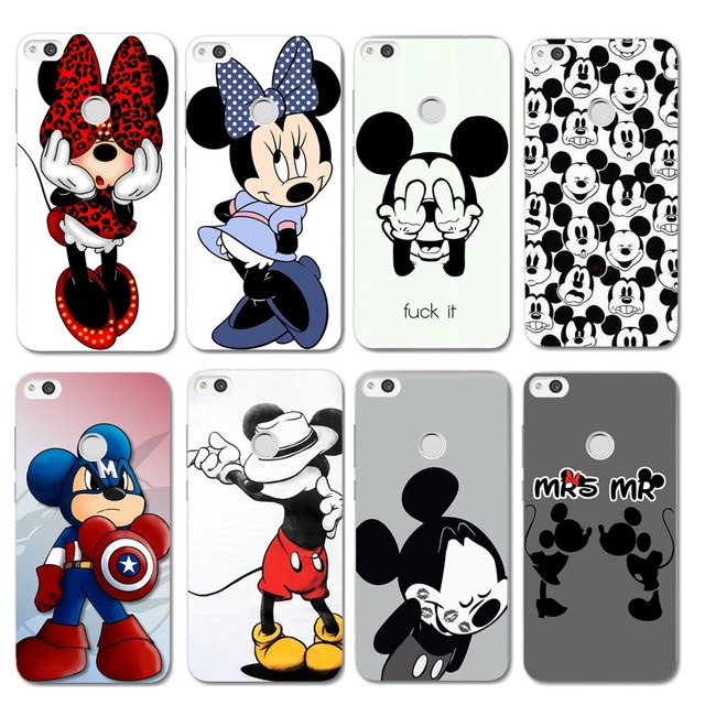coque huawei p10 mickey