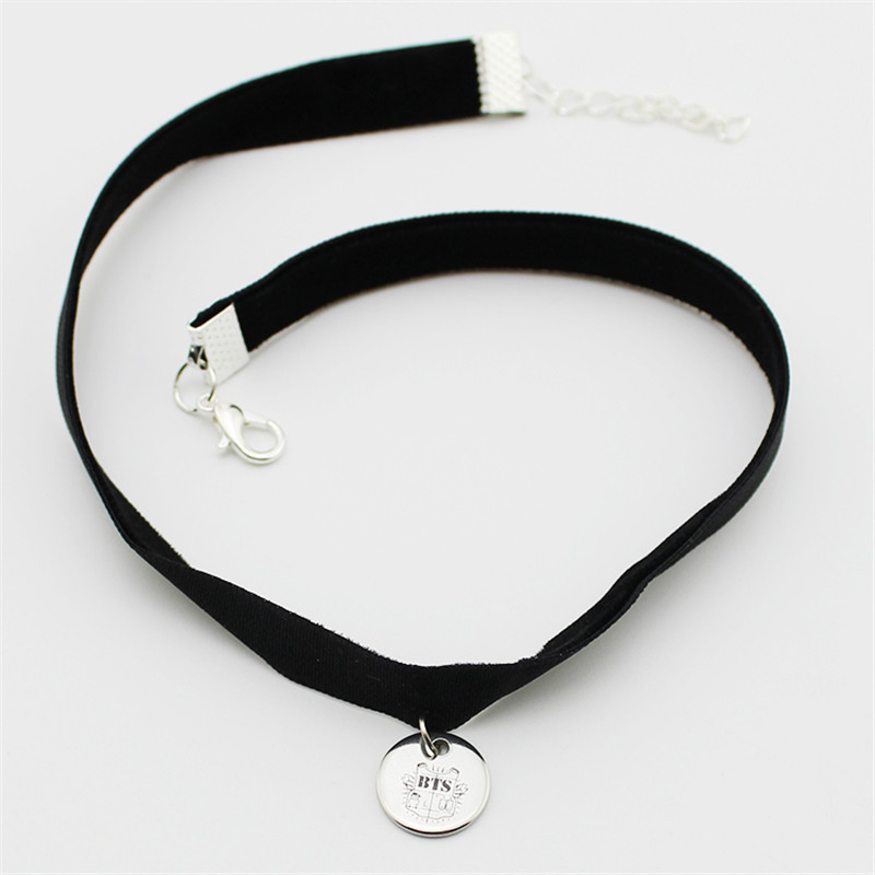 Youpop Kpop Bts Bangtan Boys Album Chokers Necklace