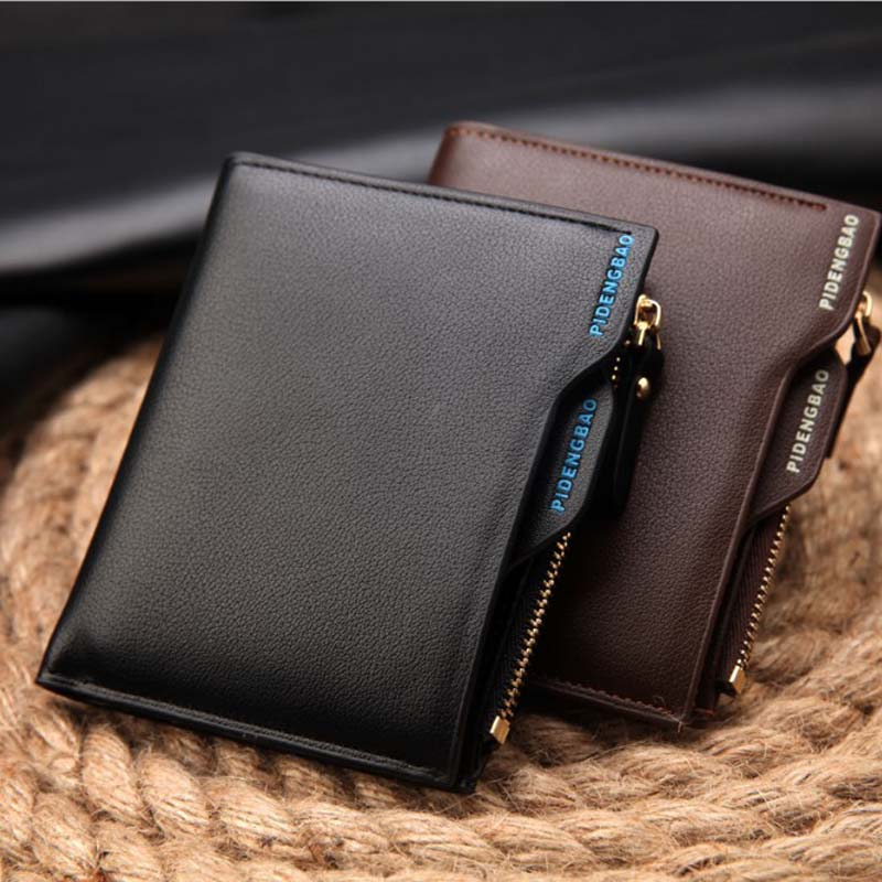Europe and the United States creative wallet short draw with men's wallet zipper driver's license male wallet youth small wallet 2016 special wholesale male wallet wander settling anywhere a stall with spread out on ground short fund wallet ultrathin will