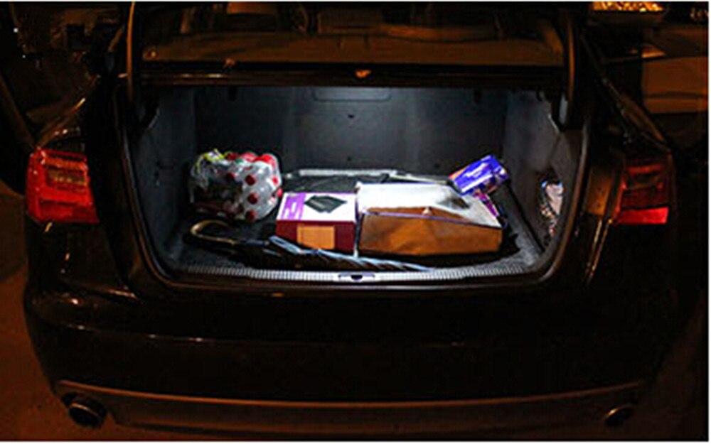 Set başına 19 adet mükemmel canbus Audi A4 S4 B8 için Avant LED - Araba Farları - Fotoğraf 3