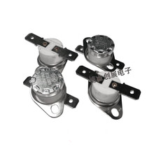Термостат керамический KSD301, 2 шт./переключатель контроля температуры, 320 градусов по Цельсию, нормально закрытый (N.C) 10A250V