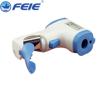 Promo offer Digital Temp Gun Handheld Infrared Thermometer Body Temperature Tester LCD Backlight DT-8806C New Products