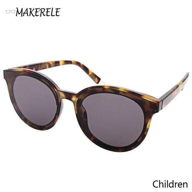 69763e5bf9824 Espelhado Óculos De Sol da moda Crianças Crianças roxo verde tipo de lentes  de prescrição de