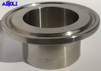 1 DN25 Sanitary Pipe Fitting Tri Clamp 50 5mm OD Stainless Steel SS304