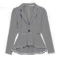 Moda Jacket Blazer Mulheres Suit Dobrável Mangas Compridas Lapela Casaco Doces Cor Blazer Único Botão Vogue Blazers Casacos 10