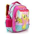 2017 новых детей мультфильм my little pony школьный девушки прекрасный рюкзак школьный Для детей дети Рождественский подарок bags15787