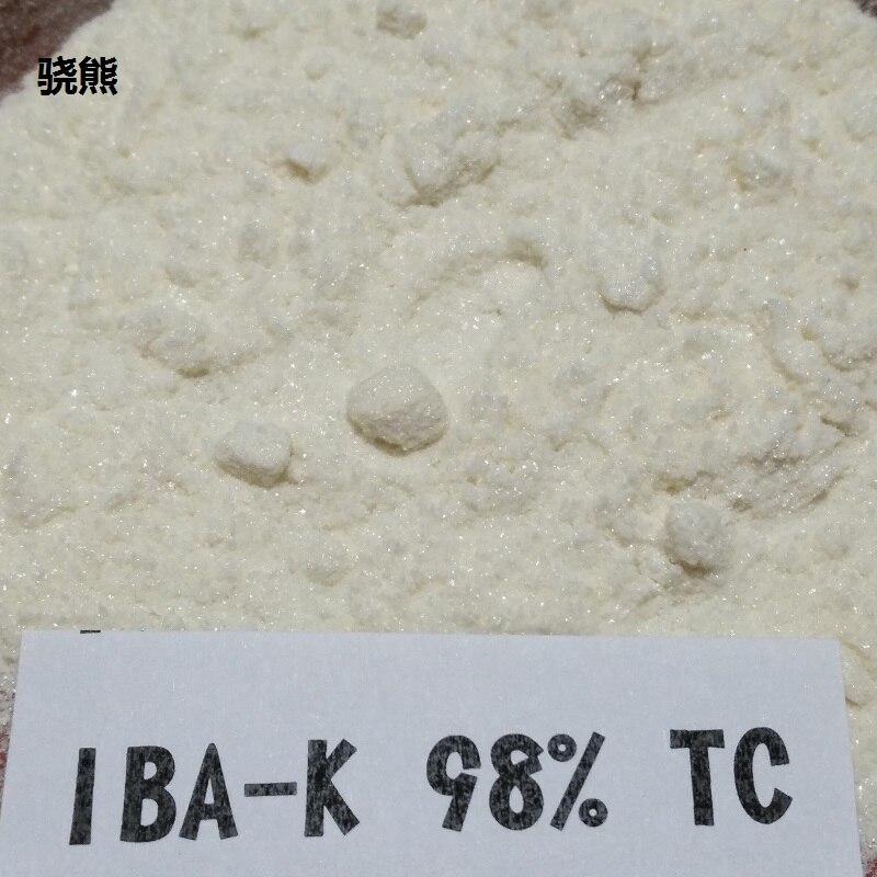 купить 1kg indole-3-butyric acid potassium IBA-K water soluble 3-Indolebutyric Acid potassium 98% IBA Salt дешево