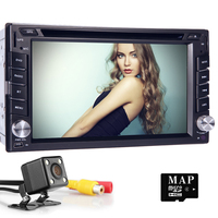 Car Monitor multimedia for Nissan Navara D40 07 15 GPS Navigation Sat Nav DVD Radio Stereo Bluetooth USB DVR SWC rearview camera