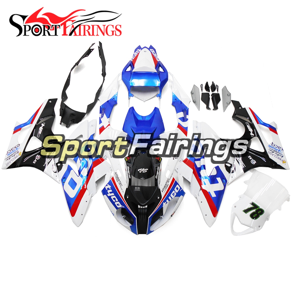 ABS Fairings For BMW S1000RR 09 12 13 14 1000RR 2009 2014 Injection Motorcycle Plastic Fairing