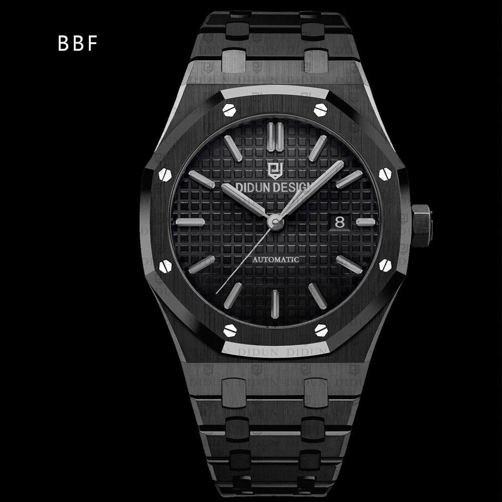 DIDUN watch Men Luxury Top Brand Automatic Mechanical Watch Fashion Business Male Watch Shockproof Luminous Wristwatch цена и фото