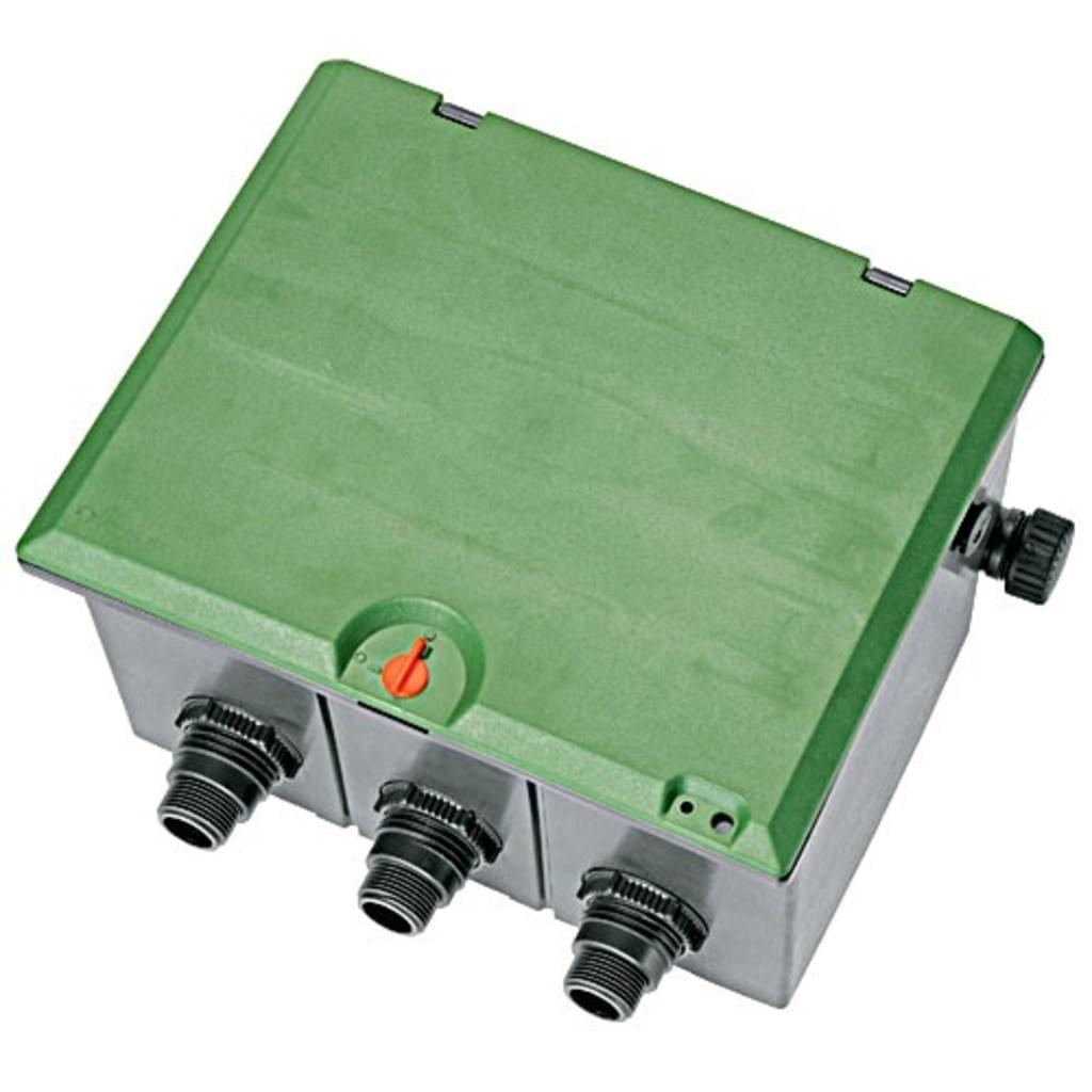 Box to valve GARDENA 01255-2900000 valve control unit for irrigation gardena 4040 home