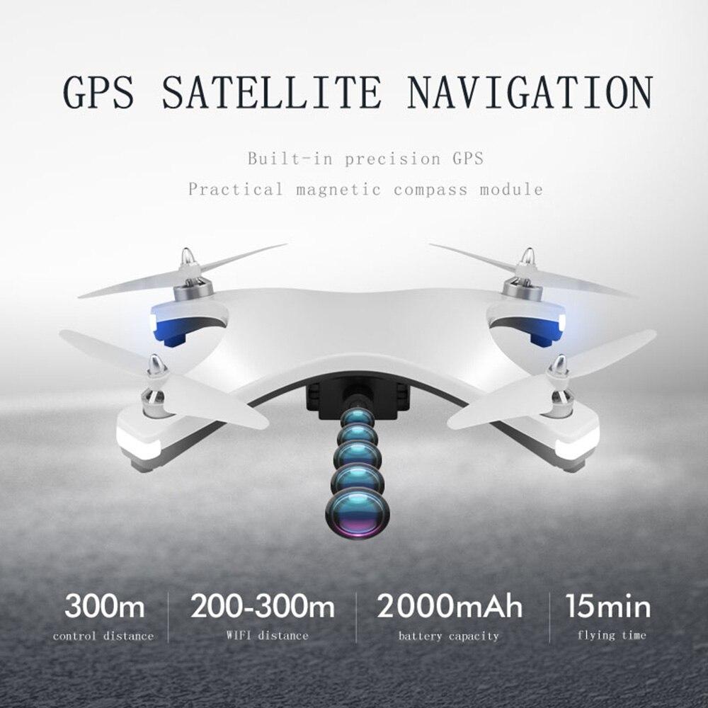 W606 gps Professional RC большой Дрон RTF 5 г 4CH 6 оси гироскопа Quadcopter со светодио дный подсветкой/HD камера 1080P Рождественский подарок VS CG033