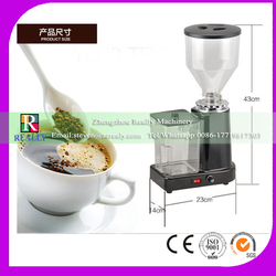 Free shipping professioal rl-018 coffee grinder/Automatic electrical coffee grinder for commercial 220V or 110V available
