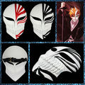 Free Shipping Bleach the Death Mask Coolest Cartoon Toys Halloween Costumes Theme Dress up party props Horror Prank Joke Gifts