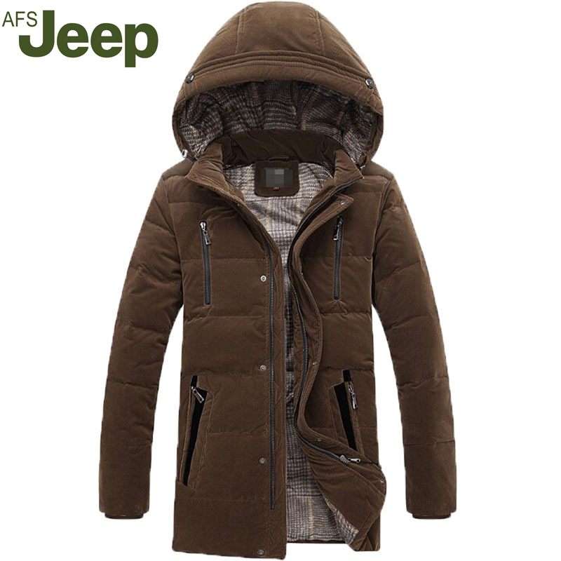 NEW ARRIVAL hot sale men s down coat 2016 new men s fashion long thicken down