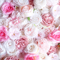 SPR 10 шт./лот розовый свадебный повод цветок настенный сценический фон декоративный оптовая продажа искусственный цветок стол центральный п...