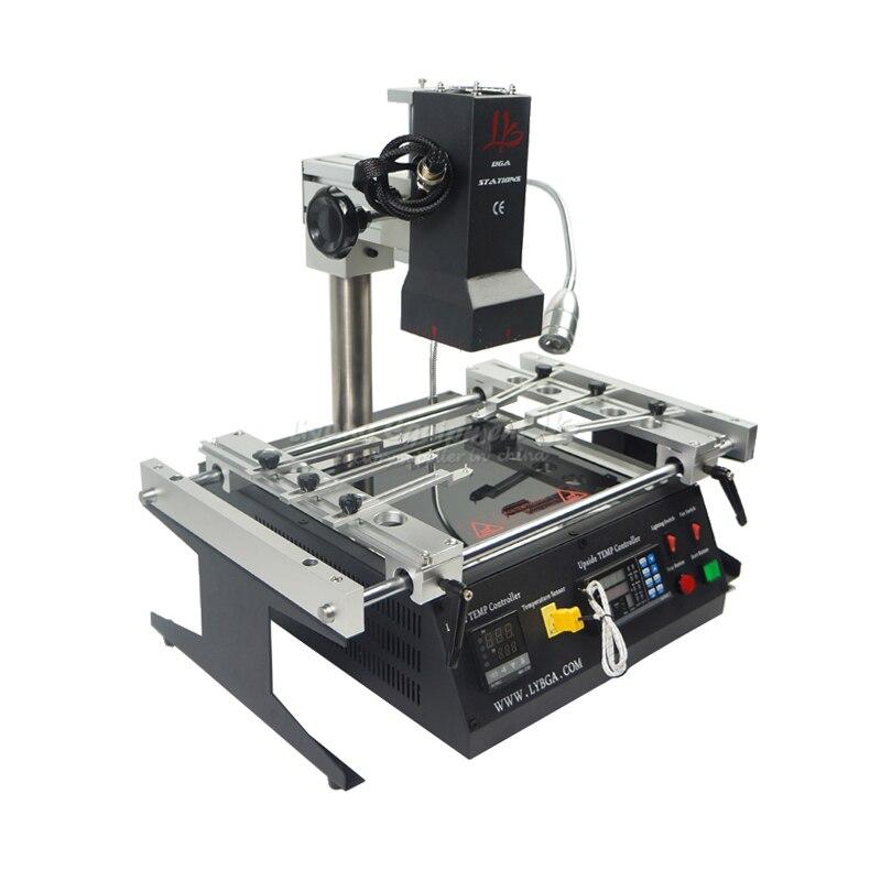 Infrarouge bga station de reprise IR6500 BGA machine de soudage pour ordinateur portable carte mère de réparation mise à niveau IR6000