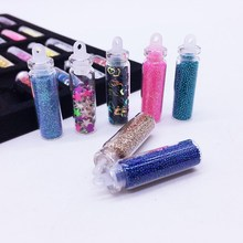 Slime Accessories DIY Toys Decoration Charms Accessory Kit 48 Pieces Sequins Fluffy Brilliant Toy Box Decoration Play Slime Toys