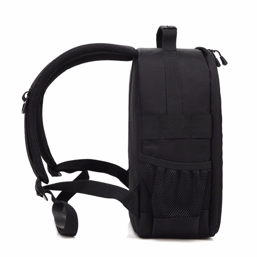 c3fe3d8ea8cb LANBEIKA Shoulders Backpack Pad Bags Shockproof Case Ordinary Waterproof  Video Tripod Rainproof Bag for Canon Nikon SLR Gopro-in Camera Video Bags  from ...