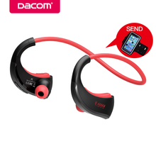 DACOM G06 Sports Neckband Headset Bluetooth Stereo Wireless font b Headphones b font IPX5 Waterproof Earbuds