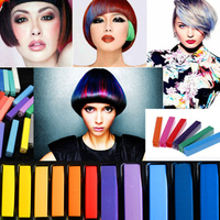 36 Colors Convenient Temporary Super Hair Dye Colorful Chalk Household Hair Styling Hair Color Practical Kits