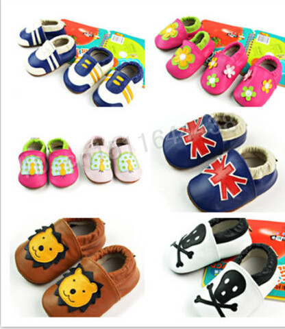 2015 hot sale animal prints patch Baby Moccasins Genuine Leather fringe baby First Walker newborn baby shoes toddler moccasins