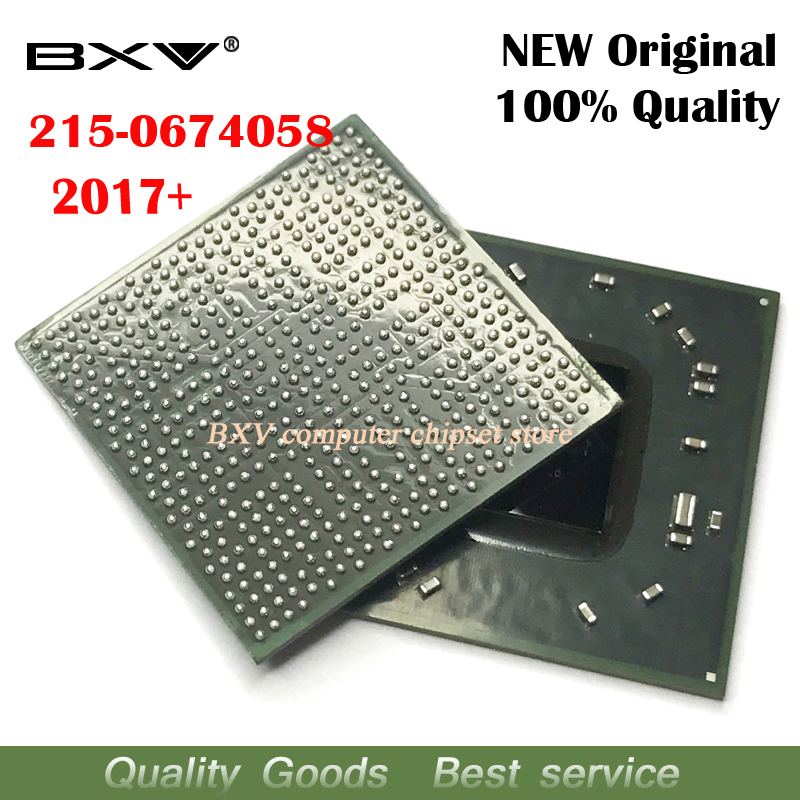 DC:2017+ 215-0674058 215 0674058 100% new original BGA chipset for laptop free shipping with full tracking message