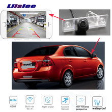 цена на Car Rear View Reverse Back Up wireless Camera for Chevrolet Lova 2002~2014 Chevrolet Cruze for Chevrole Holden Cruze Lacetti