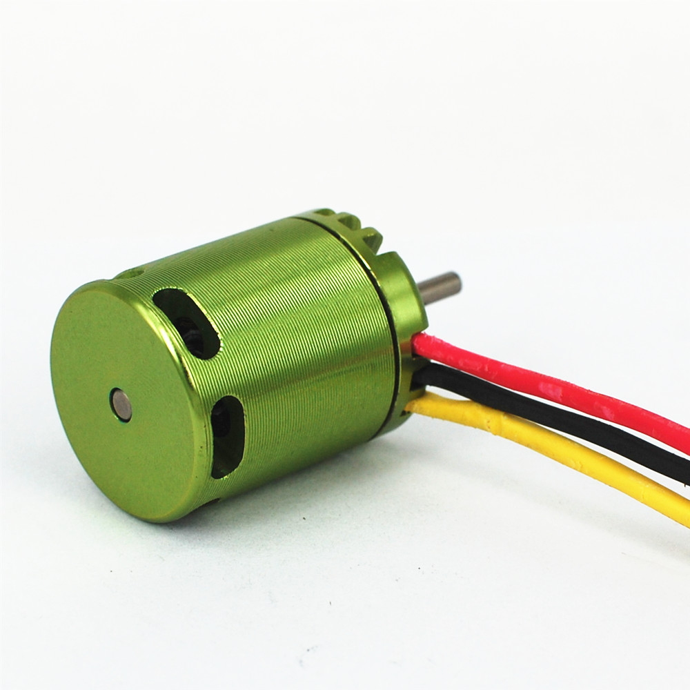 Mystery 2836 3500KV Outrunner Brushless Motor for RC helicopter 450 480 helicopter mystery brushless outrunner wiring diagram 12s rc brushless motors  at edmiracle.co