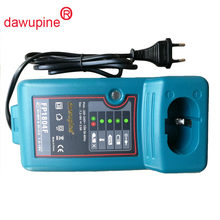 FP1804 Ni-cd Ni-hm Battery Charger For Makita 7.2V 9.6V 12V 14.4V 18V Serise Electric Drill Screwdriver Tool Accessory DC1414(China)