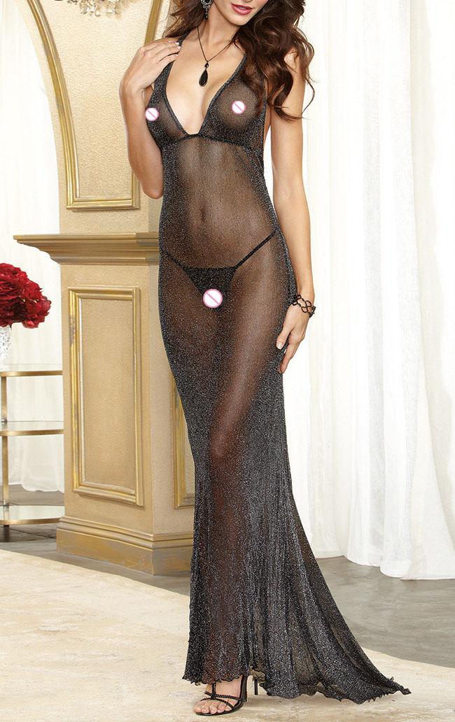 Sexy gown lingerie — pic 6