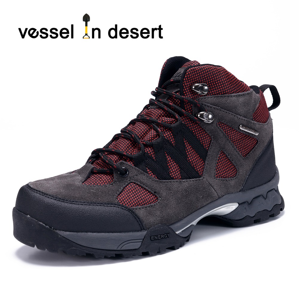 Vessel In Desert Outdoor Lightweight Walking Shoe High Quality