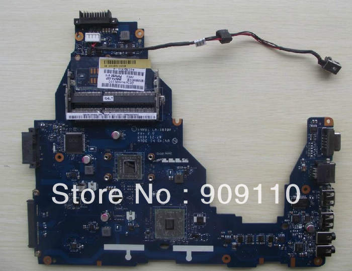 все цены на  C660D  integrated E350 DDR3  for Toshiba Satellite laptop motherboard C660D  K000128550  LA-6849P  онлайн