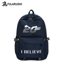 Fularuishi Fashion Waterproof Women Backpacks Minimalist Style Large  Capacity Girls College Laptop Daily School Knapsack( f98eca04f3