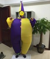 one size fit all design adult Inflatable clown Costume Inflatable clown suit