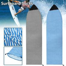 Top Quality Surfboard Socks Cover 6.3 / 6.6 / 7ft Surfboard Protective Bag Storage Case Water Sports For Shortboard Surf Sports