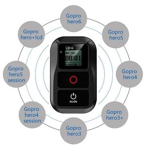 Image 4 - Für GoPro 360 Max Wifi Wasserdichte Fernbedienung Für Go Pro Hero 5 6 7 8 Schwarz 4 5 Sitzung 3 + zubehör