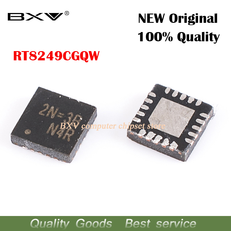 5pcs RT8249CGQW RT8249C (2N=2J 2N=EG 2N=DE 2N=...) QFN-20 New Original Free Shipping