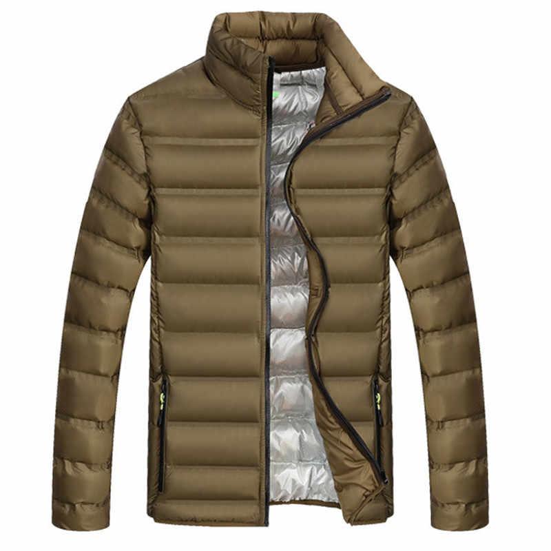 2018 秋冬メンズ暖かいジャケットカジュアルパーカーメンズコートシングルブレスト上着メンズブランド服