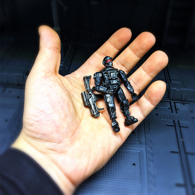 (5pcs/lot) JOY TOY 1:27 STORM CORPS Army Special Forces Collection Action Figure New Box for Holiday Gift